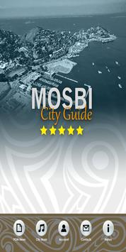 Mosbi City Guide poster