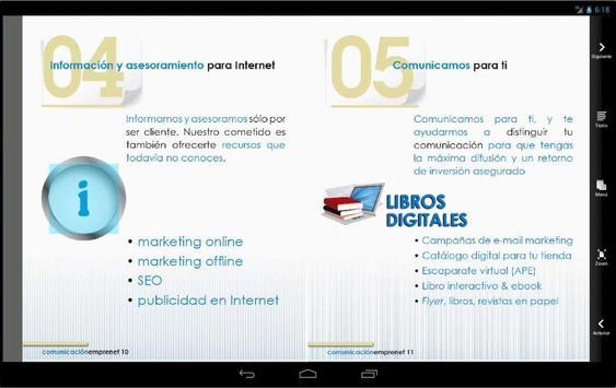 Emprenet.es apk screenshot