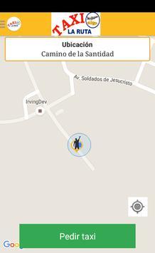 La Ruta Taxi apk screenshot
