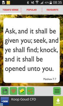 Encouraging Bible Verses poster