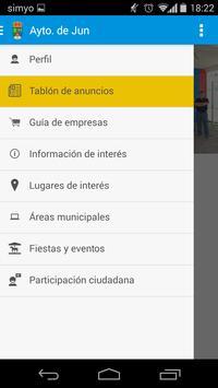 Ayuntamiento de Jun apk screenshot