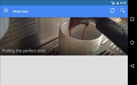 Freedom Cafe Baristas apk screenshot