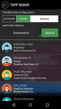 Business On Tapp apk screenshot