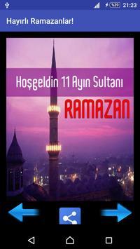 Resimli Ramazan Mesajları apk screenshot