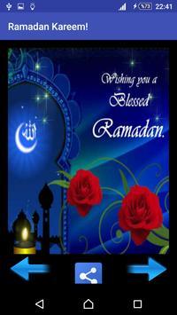 Ramadan Messages apk screenshot