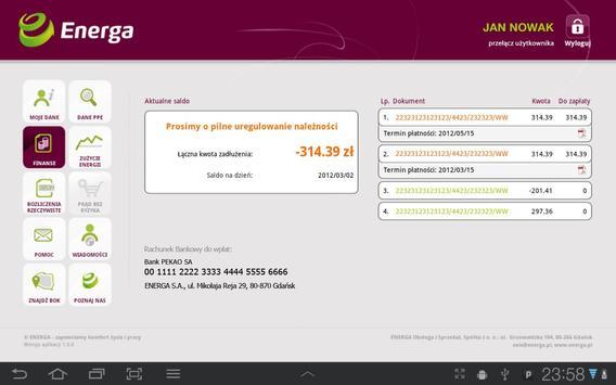 Aplikacja Mobilna  meBOK apk screenshot