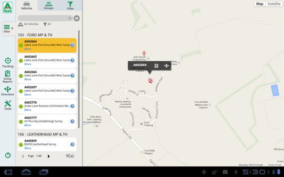 A-Trak Asset Tracking apk screenshot