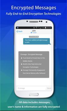Enssages: Encrypted Messages poster