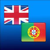 Portuguese-English translator icon