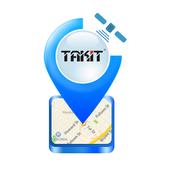 TAKIT GPS icon