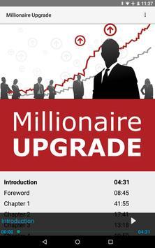Millionaire Upgrade: AudioBook apk screenshot