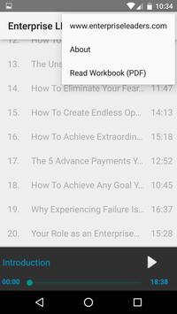 Enterprise LEADER: Sample apk screenshot