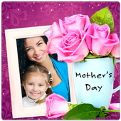 Photo frames for mothers day icon