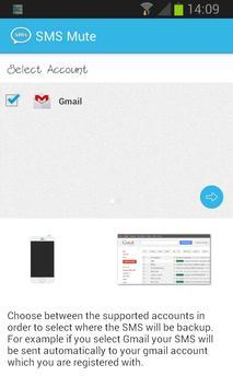 SMS Mute apk screenshot