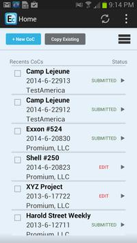 EnviroChain™ Mobile apk screenshot