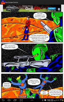 Epic Escape Comics apk screenshot