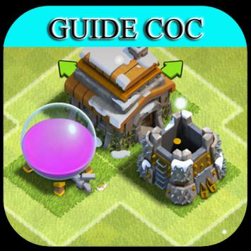 Strategy guide coc poster
