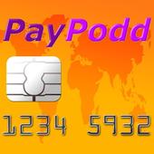 PayPodd Credit Card Terminal icon