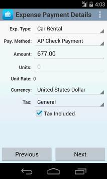 Expenses 9.07.01 apk screenshot