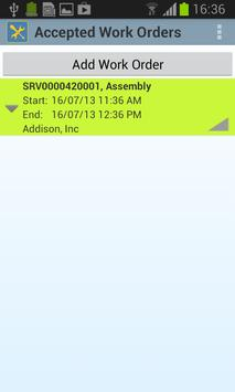 Field Service 9.05.03 apk screenshot