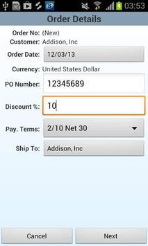 Sales Assistant 9.04.02 apk screenshot