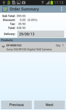 Sales Assistant 9.05.03 apk screenshot