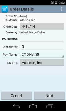 Sales Assistant 9.07.01 apk screenshot