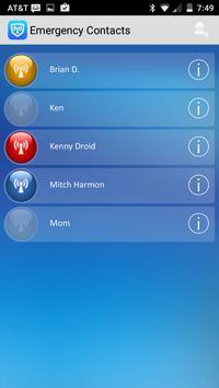 Silent Beacon Emergency Alert apk screenshot