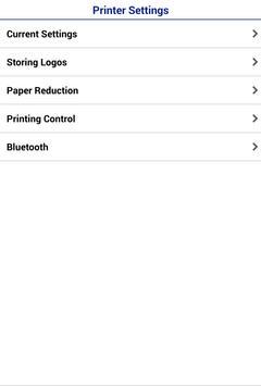 Epson TM Utility apk screenshot