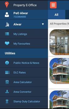 PropertyE-Office:Buy/Sell/Rent poster