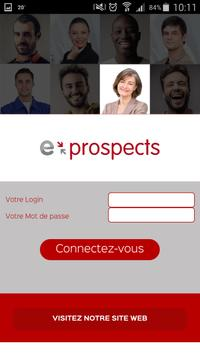 E-prospects apk screenshot