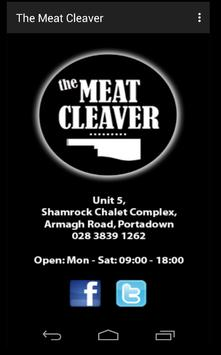 The Meat Cleaver poster