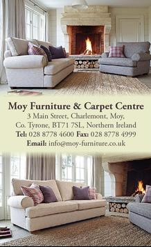 Moy Furniture and Carpet poster