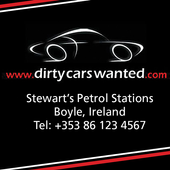 Dirty Cars Wanted icon