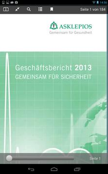 Asklepios Publications apk screenshot