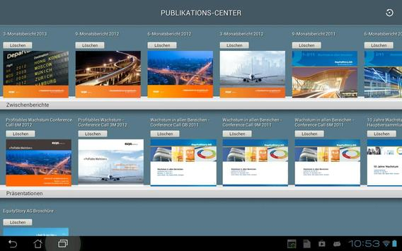 EQS Archive apk screenshot