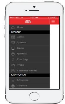Equinix Event App poster