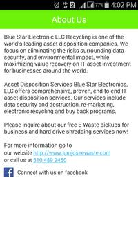 E-Recycle apk screenshot