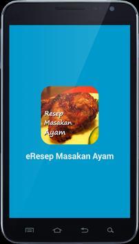 e Resep Masakan Ayam poster