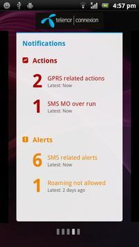 M2M Dashboard apk screenshot