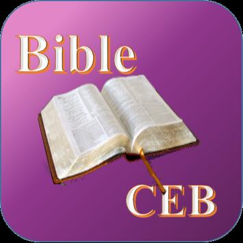 CEB Holy Bible poster