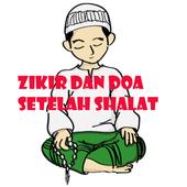 Zikir Dan Doa Setelah Shalat icon