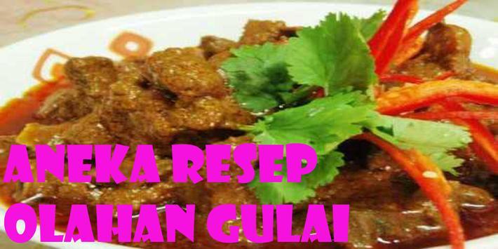 Aneka Resep Olahan Gulai apk screenshot