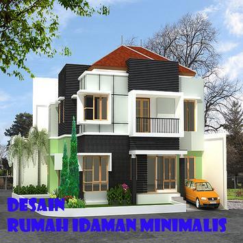 Desain Rumah Idaman Minimalis poster