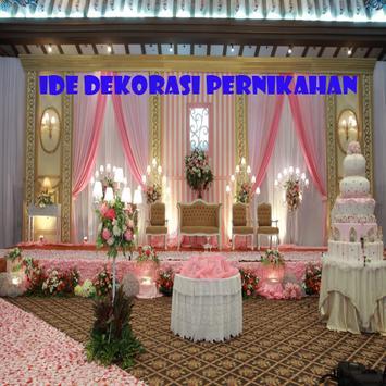 Ide Dekorasi Pernikahan poster
