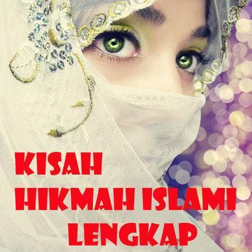 Kisah Hikmah Islami Lengkap poster