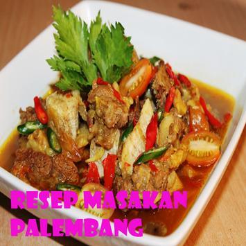 Resep Masakan Palembang poster