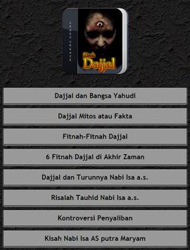 Kisah Dajjal Laknatullah apk screenshot