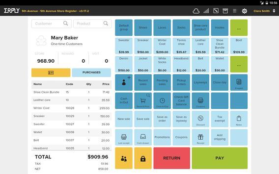 Retail POS apk screenshot