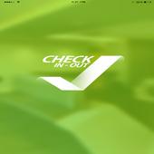 CheckInOut icon
